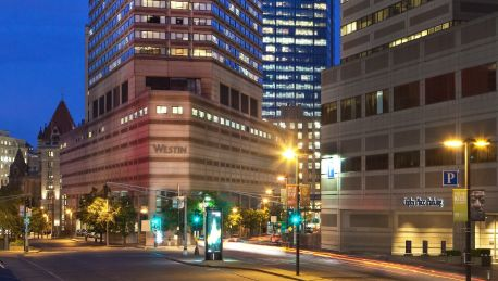 Hotel The Westin Copley Place Boston Hotel 4 Hrs Etoiles