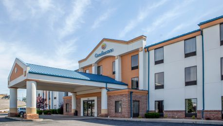 Quality Inn Suites Arnold St Louis 3 Hrs Sterne Hotel Bei Hrs