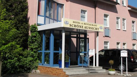 Hotel Schone Aussicht 3 Hrs Star Hotel In Sonneberg