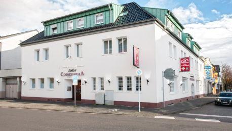 Hotel Concordia Euskirchen 3 Hrs Sterne Hotel Bei Hrs Mit Gratis
