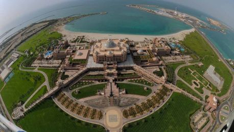 Hotel Emirates Palace Abu Dhabi - 5 HRS star hotel