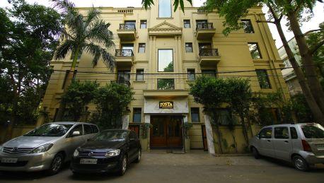 Hotel juSTa Panchsheel Park - 4 HRS star hotel in Delhi