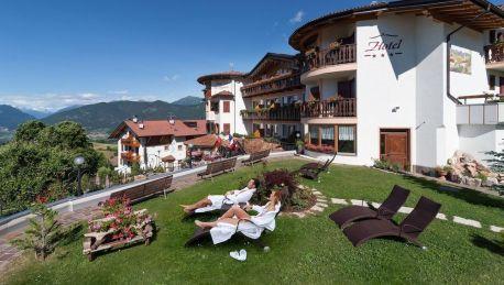 Blumenhotel Belsoggiorno Malosco - 3 HRS Sterne Hotel: Bei HRS mit ...