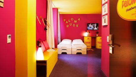 Superbude St. Georg Hotel & Hostel Hamburg - 1 HRS Sterne Hotel: Bei ...