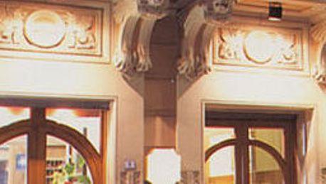 Hotel Grande Bretagne - Hotel a 4 HRS stelle a Montecatini-Terme