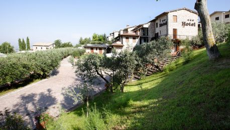 Hotel La Terrazza Assisi - 3 HRS Sterne Hotel: Bei HRS mit Gratis ...