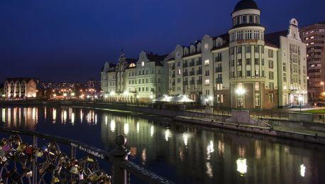 Kaiserhof Hotel Kaliningrad - 4 HRS star hotel in Kaliningrad