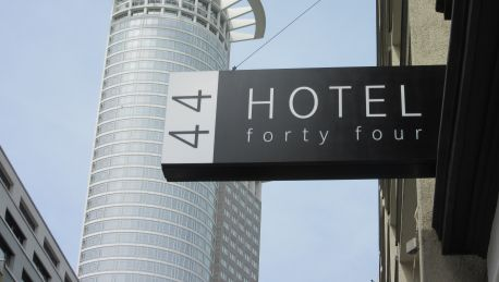 Hotel Forty Four Frankfurt Am Main 3 Hrs Sterne Hotel Bei Hrs Mit