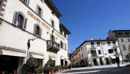 Grand Hotel Terme Roseo Bagno di Romagna - 4 HRS Sterne Hotel: Bei ...