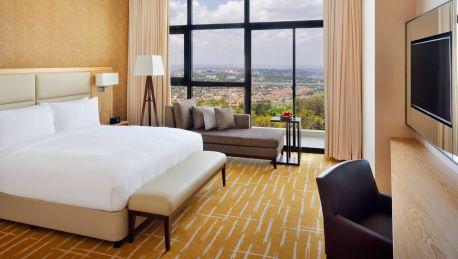 Kigali Marriott Hotel - 4 HRS star hotel