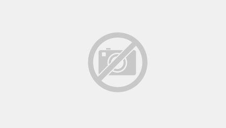 Eindelijk tijd voor de tuin het tuinpad op in nachbars garten