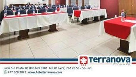Hotel Terranova Zona Piel 3 Hrs Star Hotel In León
