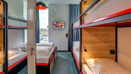 Meininger Hotel Amsterdam Amstel 3 Hrs Sterne Hotel Bei Hrs Mit