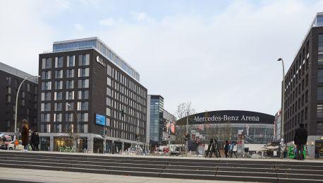 Hotel Indigo Berlin East Side Gallery Bei Hrs Mit Gratis Leistungen