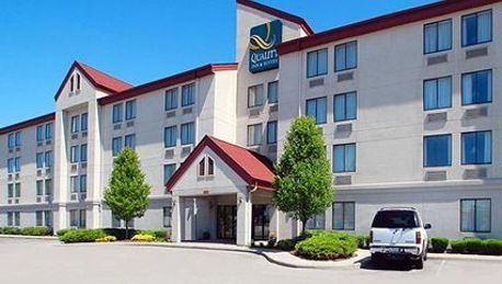 Hotel RED ROOF SUITES INDIANAPOLIS AIRPORT In Indianapolis City