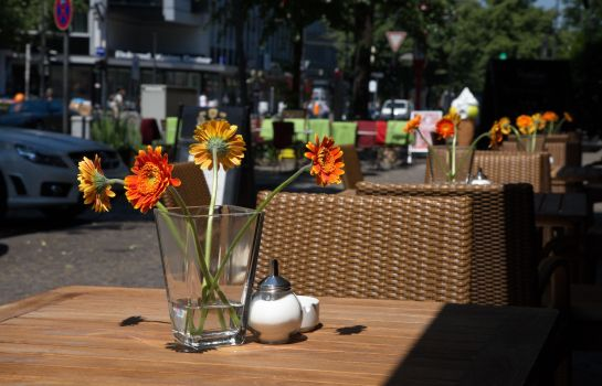 Terrasse Berlin Plaza Am Kurfürstendamm