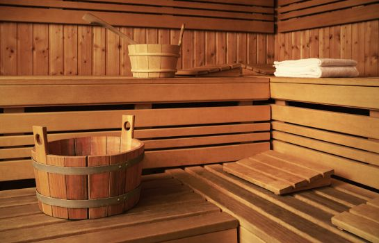 Sauna Mercure Airport Hotel Berlin Tegel
