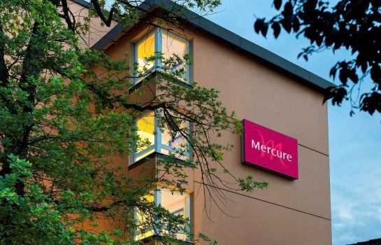 Außenansicht Mercure Hotel Berlin City West