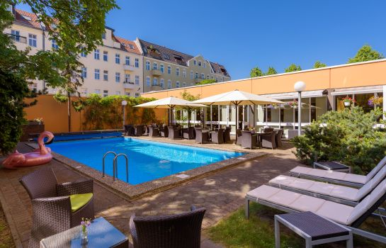Taras Mercure Hotel Berlin City West