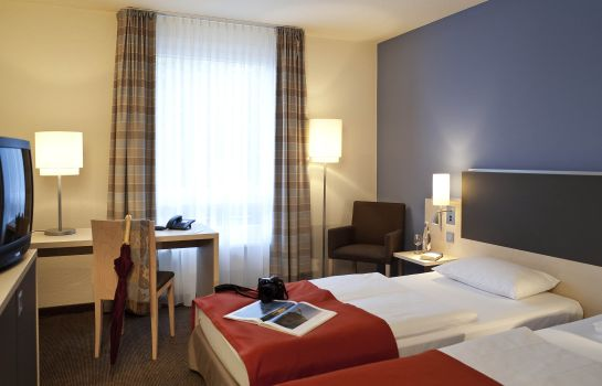 Standardzimmer Mercure Hotel Berlin City West