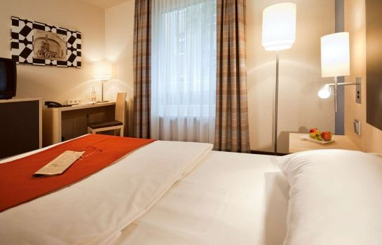 Zimmer Mercure Hotel Berlin City West