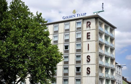 Vista exterior Golden Tulip Reiss