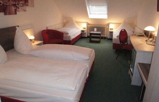 Four-bed room Brenner