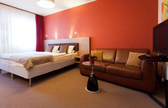 Chambre individuelle (confort) City-Hotel