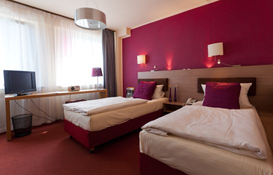 Chambre double (standard) City-Hotel