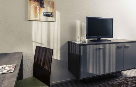 Single room (standard) Mercure Hotel Duesseldorf Airport