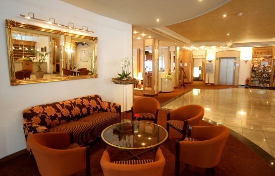 Lobby Dorint Seehotel & Resort