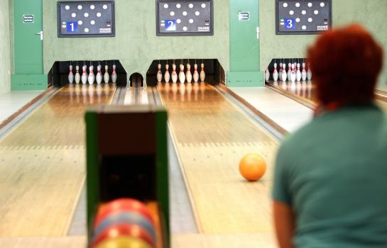 Bowling alley Dorint Seehotel & Resort