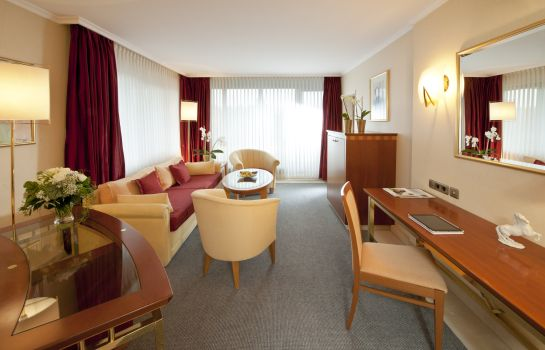 Junior-suite Dorint Parkhotel