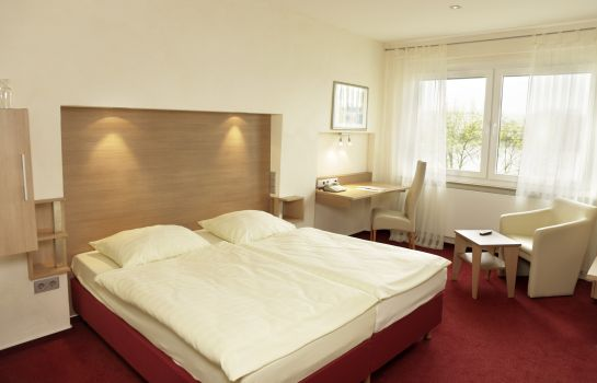 Chambre double (standard) Diehls Hotel