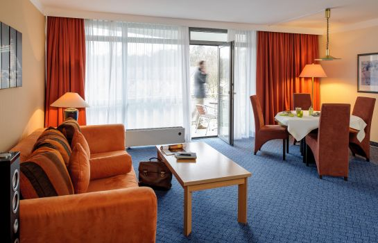 Junior-suite Mercure Hotel Frankfurt Airport Dreieich