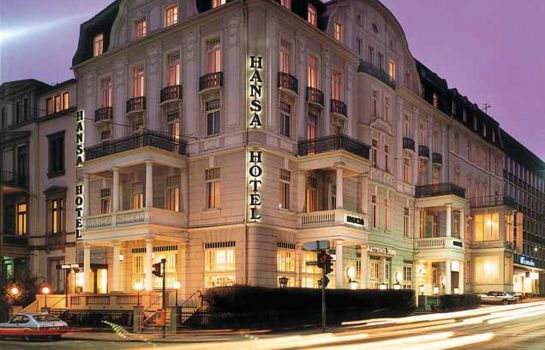 Exterior view Favored Hotel Hansa