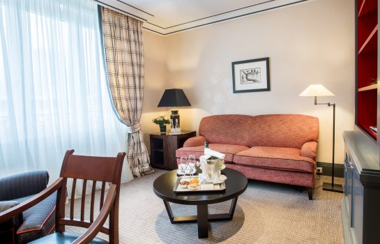 Junior Suite Grandhotel Hessischer Hof