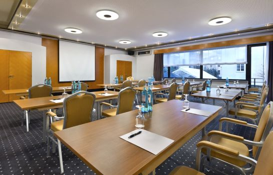 Conference room Savigny Hotel Frankfurt City