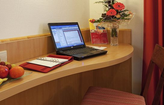 Info ibis Saarbruecken City