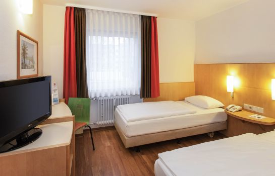 Standardzimmer ibis Saarbruecken City