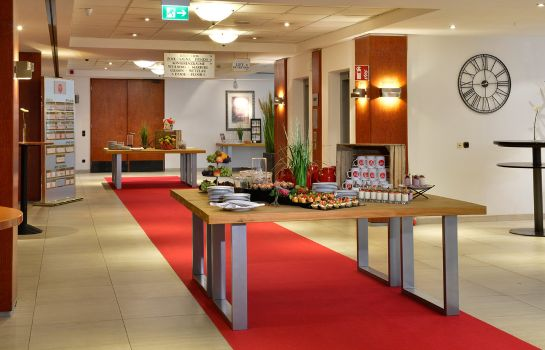 Tagungs-Foyer Michel Hotel Wetzlar