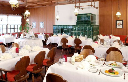 Restaurant Mercure Hotel Offenburg am Messeplatz