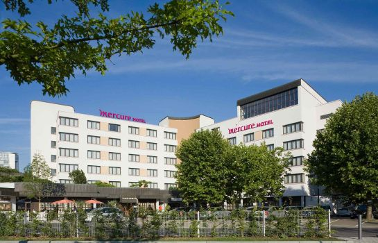 Info Mercure Hotel Offenburg am Messeplatz