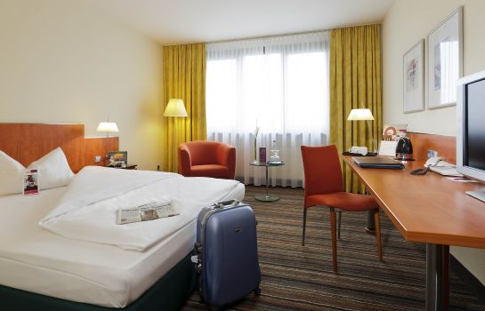 Standardzimmer Mercure Hotel Offenburg am Messeplatz