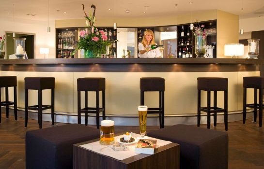 Hotel-Bar Mercure Hotel Freiburg Am Muenster