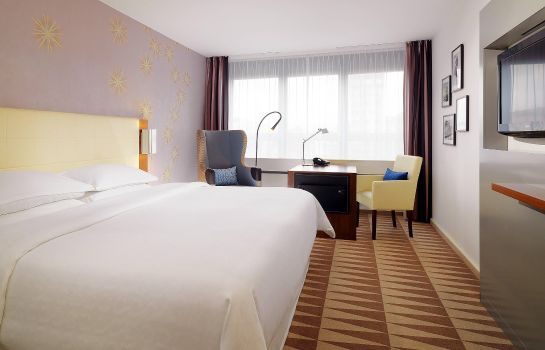 Double room (superior) Sheraton Munich Westpark Hotel