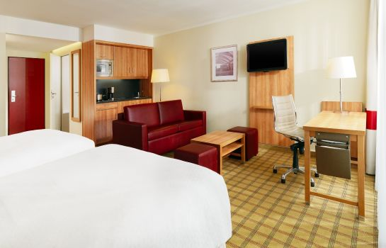 Zimmer Four Points by Sheraton Munich Central