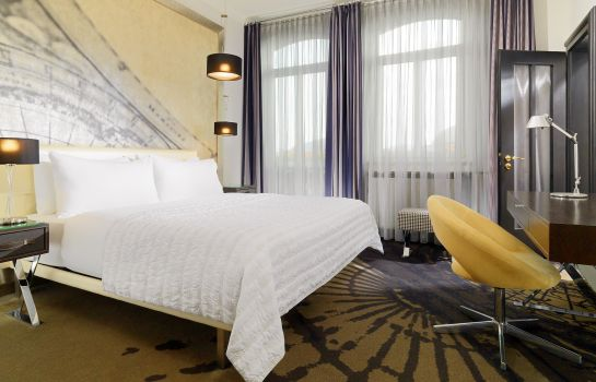 Chambre double (standard) Le Meridien Grand Hotel Nuremberg