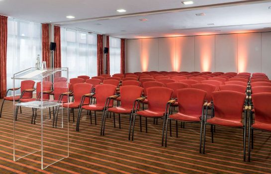 Conference room Mercure Hotel Muenchen Neuperlach Sued