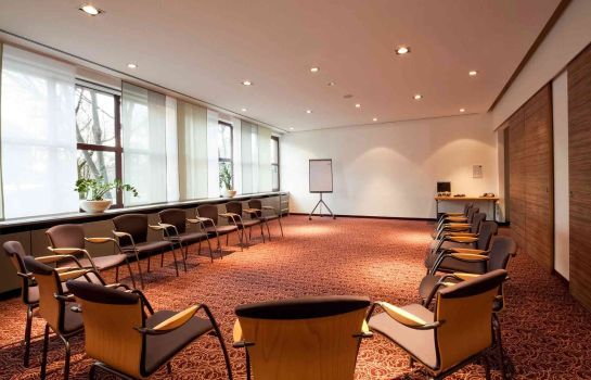 Conference room Mercure Hotel Muenchen Sued Messe